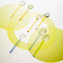 Yali gelato spoons, £30 each