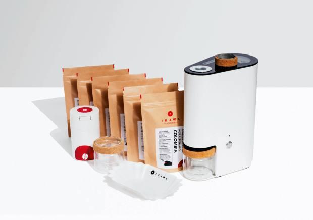 Ikawa Smart Home Coffee Roaster System, £1,270