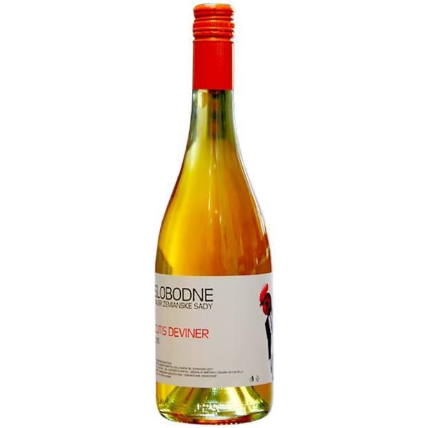 Slobodne Cutis Deviner 2016 orange wine, £31