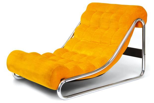 1972 Impala chair