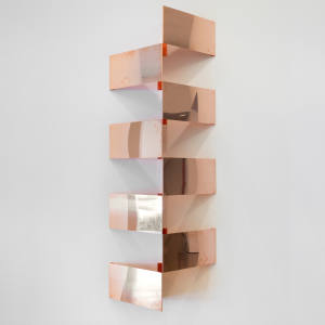 Copper Surrogates (2018) by Walead Beshty
