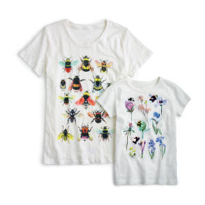 J.Crew Save the Bees T-Shirt by Marcel George