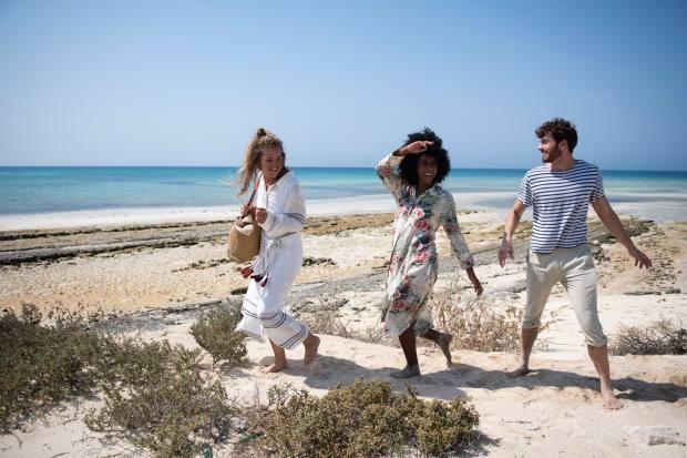 Exploring the coastline of the Red Sea