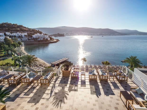 Voyage Hotels offers dream-like destinations on the Aegean and Mediterranean coasts