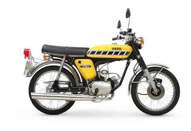 1976 Yamaha 49cc FS1-E, £4,000-£5,000