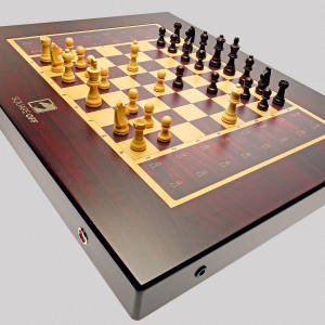 Square Off Kingdom Chessboard, £359