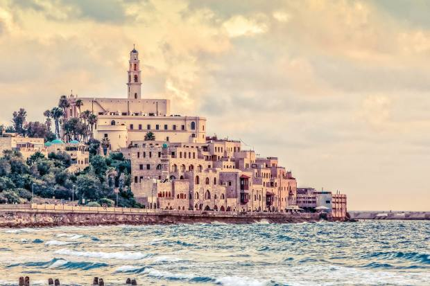 Theold city of Tel Aviv, Jaffa, is fast becoming its most trendy neighbourhood
