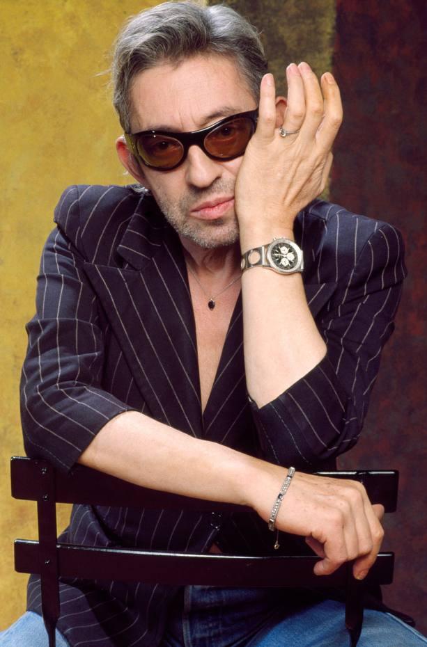 Serge Gainsbourg, 1988