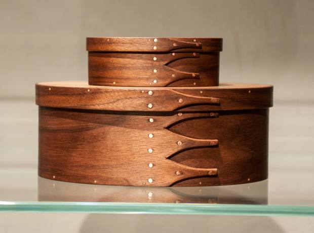 IFUJI wooden Shaker oval boxes, from about £36
