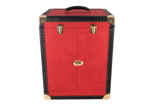 A customised jewellery trunk