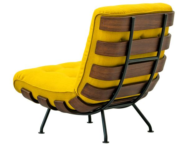 Martin Eisler Costela armchair, from £3,050, from tacchini.it