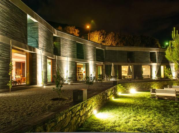 Vallado Wine Hotel