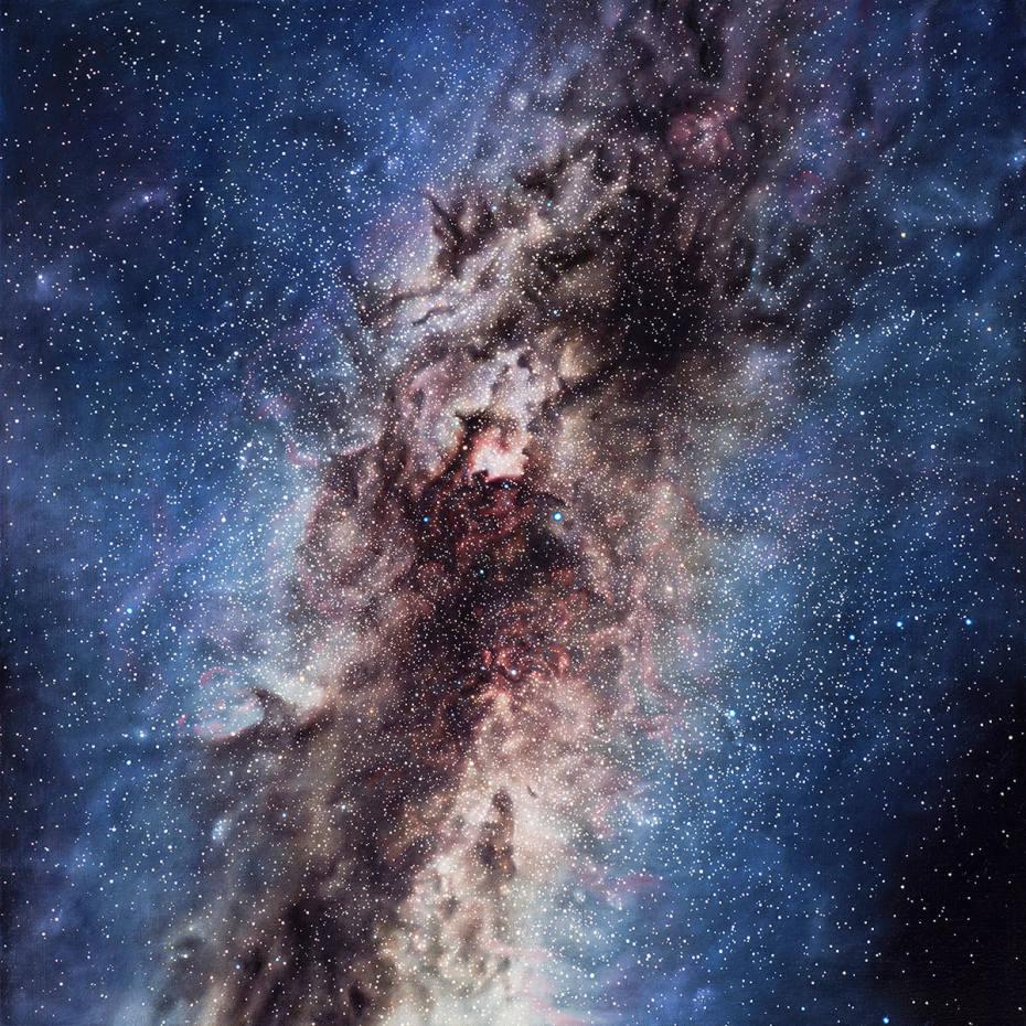 Cygnus by Damian Loeb