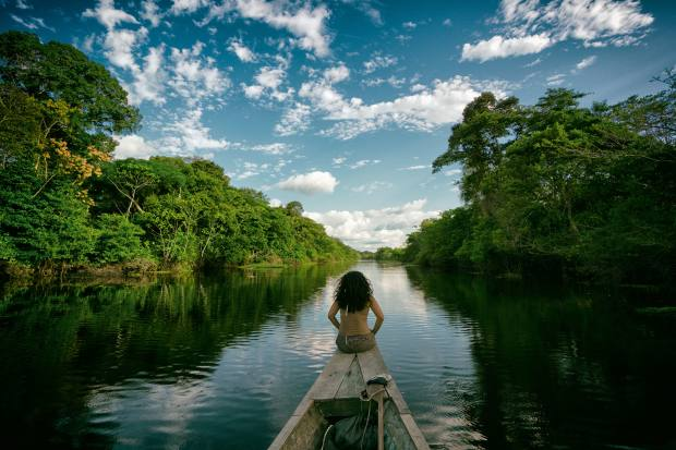 The Key has led clients on spiritual journeys through the Amazon