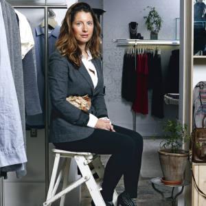 Melanie Press in her Primrose Hill shop.