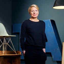 Ulla Jahn, founder and owner of Func