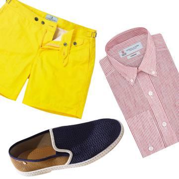 Turnbull & Asser linen shirt, £215