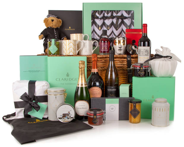 Claridge's Mayfair hamper, £795