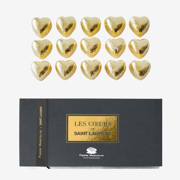 Saint Laurent x Colette Pierre Marcolini chocolates, €49