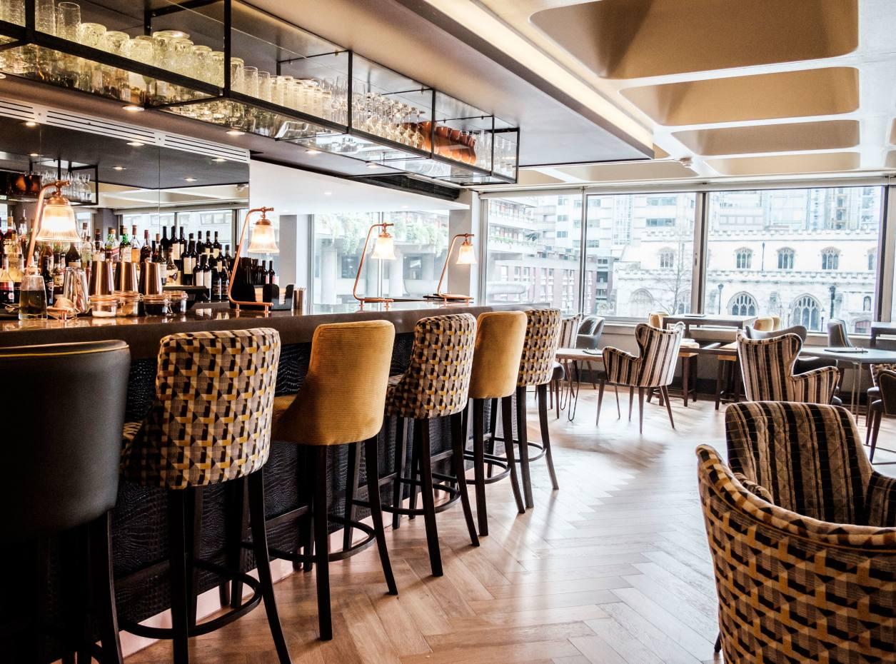 The Barbican's Osteria restaurant