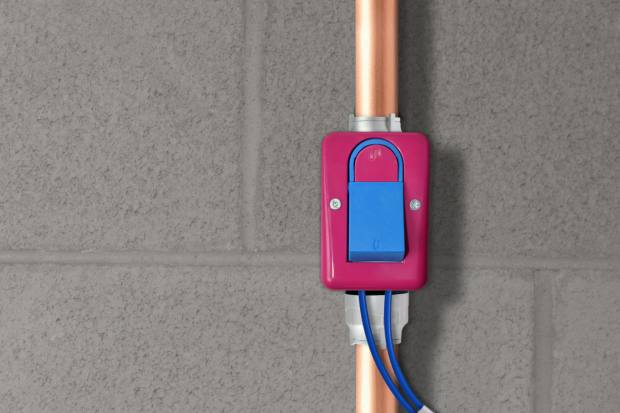 Waterlock leak sensor, £350, including installation; additional sensors, £25