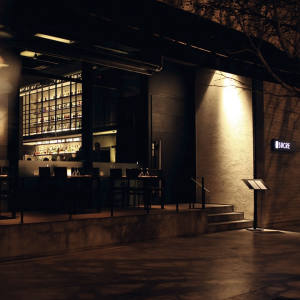 Sucre is an industrial space with a leisurely atmosphere