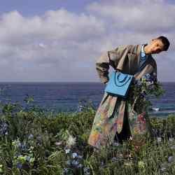 Louis Vuitton trench coat, £4,400