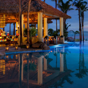 The magical infinity pool and bar at One&Only Palmilla, Mexico, areamong the features that keep guests returning yearafter year