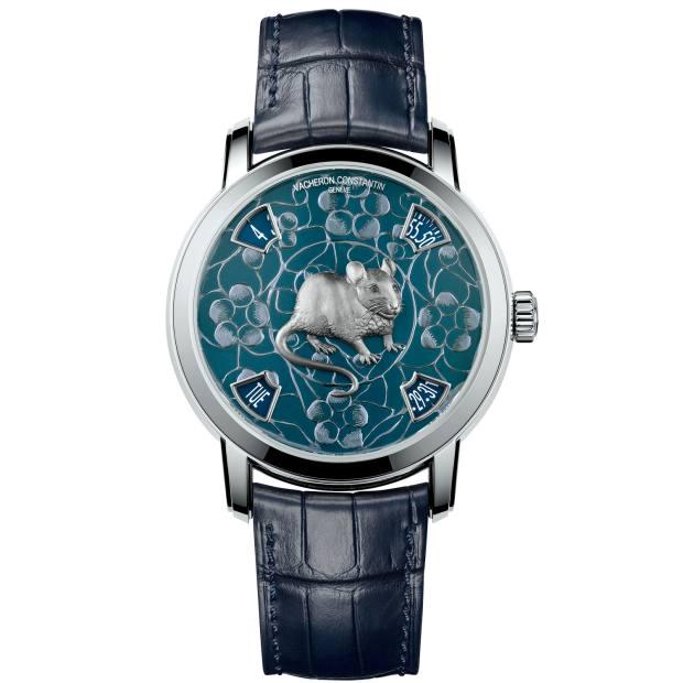 Vacheron Constantin Métiers d'Art Year of the Rat watch (£118,000)