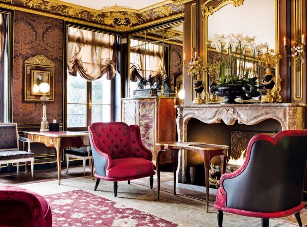 La Réserve hotel in Paris