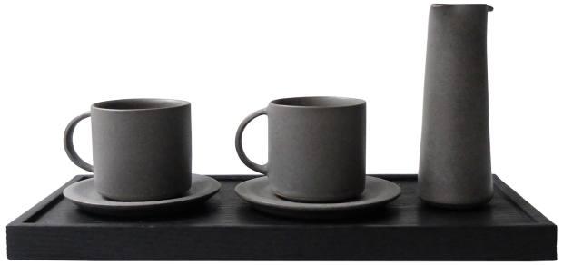 Jono Smart & Emily Stephen coffee set, £330, maudandmabel.com