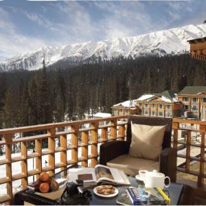 The Khyber Himalayan Resort & Spa in Kashmir