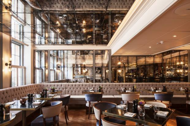 """GBR or """"Great British Restaurant"""" is a smart-casual, all-day brasserie"""