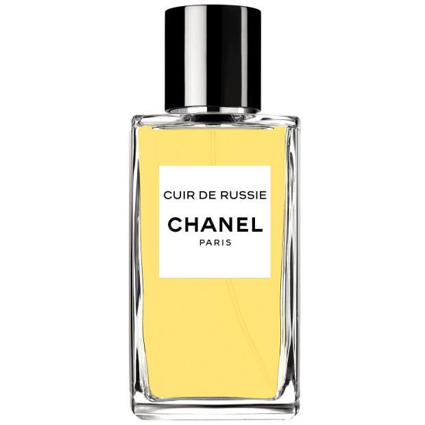 Chanel Cuir de Russie, £280 for 200ml EDP