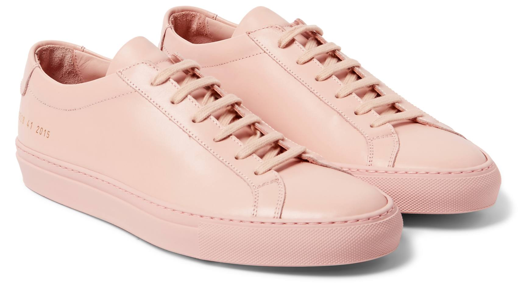 Common Projects leather trainers, £290