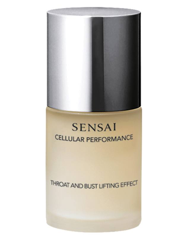 Sensai Cellular Performance Throat and Bust-Lifting Effect, £85 for 100ml