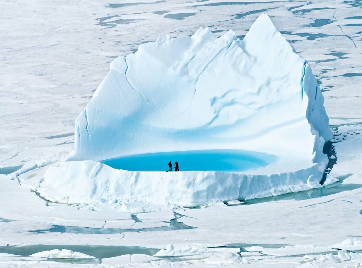 A Natural World Safari expedition to Arctic Canada