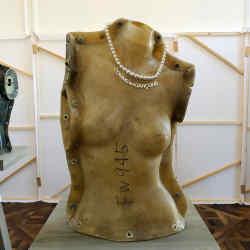 Silver South Sea pearl necklace, £31,000