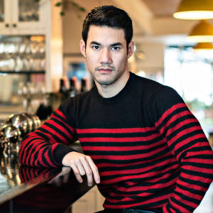 Joseph Altuzarra at Montmartre bistro, New York