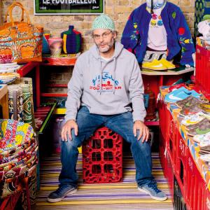 Larache owner Hassan Hajjaj