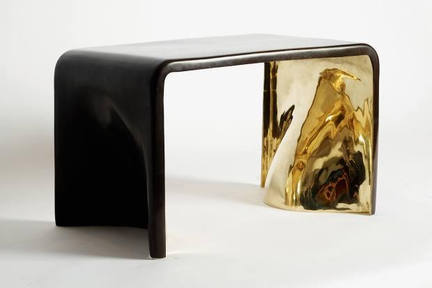 Elan Atelier Khetan bench, from$4,081