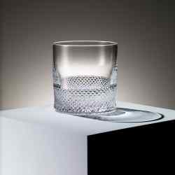 Lead-crystal Diamond Double Old Fashioned tumbler, £65
