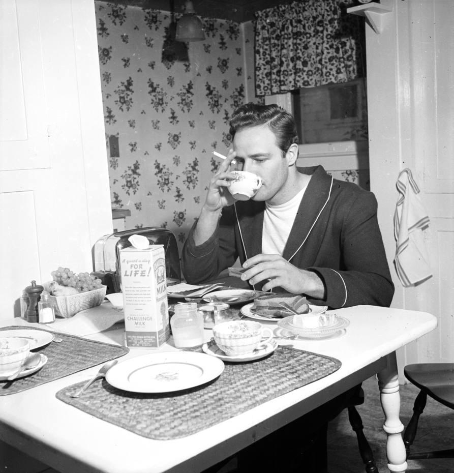 Marlon Brando in 1949