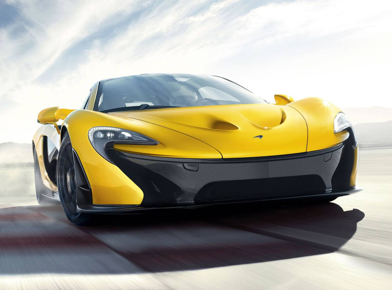 The McLaren P1, which will be limited to an edition of 375, has a starting price of £866,000 for autumn delivery