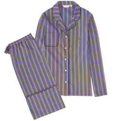 Cotton Milly 5 men's pyjamas, £210, 30 per cent of profits go to Maggie's