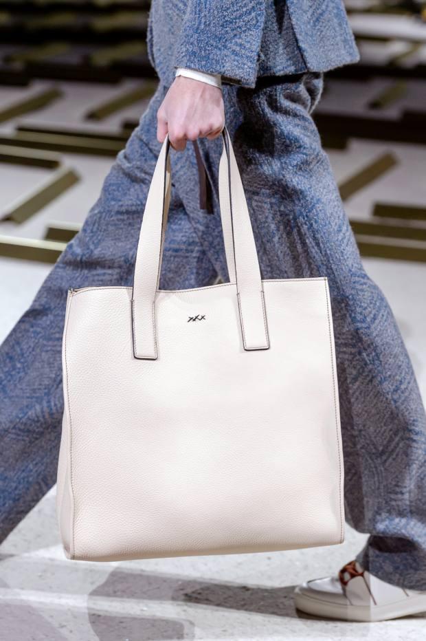 Ermenegildo Zegna Couture leather tote, £1,905