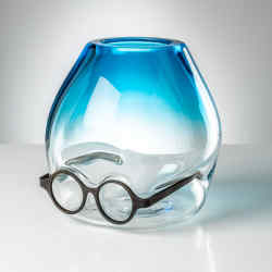 Where are my Glasses? Under, by Ron Arad, was donated by the artist for the BFAMI Gala Dinner and Auction