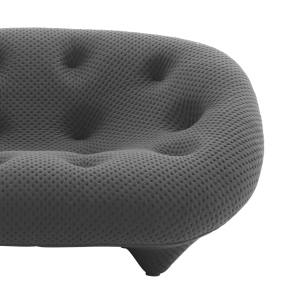 Ligne Roset Ploum sofa (170cm x 84cm x 111cm) by Ronan and Erwan Bouroullec, in steel and foam, £2,986. Also in other colours/fabrics/sizes