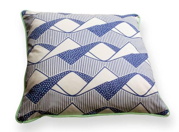 Darkroom's Adé cushion, £45.