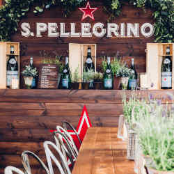 Four chefs, together with S Pellegrino, are taking over the Fifth Floor terrace at Harvey Nichols for the Itineraries of Taste dinners